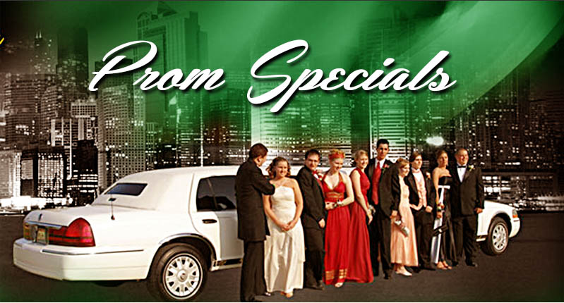 Prom Specials feature